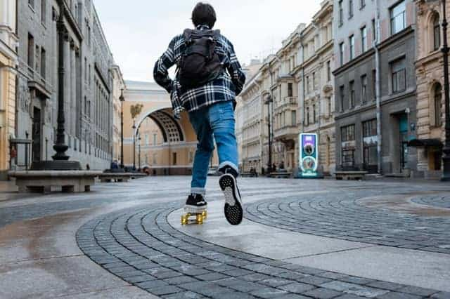 how to jump on penny board
