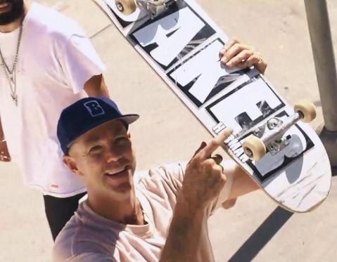Andrew Reynolds - best skateboarders of all time