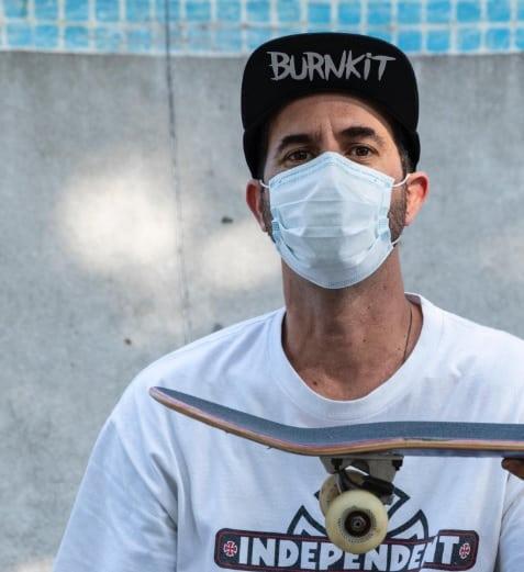 Bob Burnquist - Best skateboarders of all time