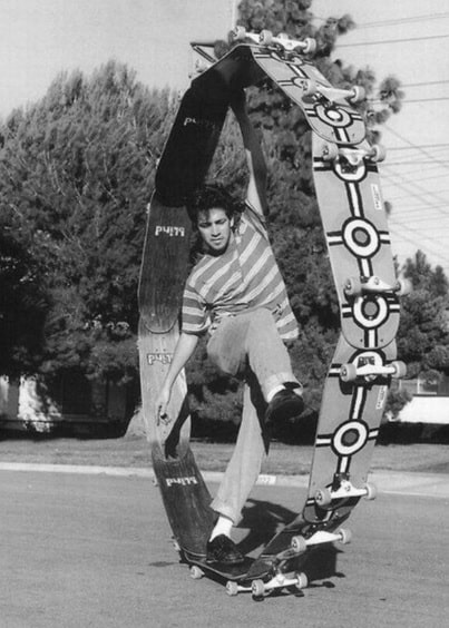 Mark Gonzales - Best skateboarders of all time