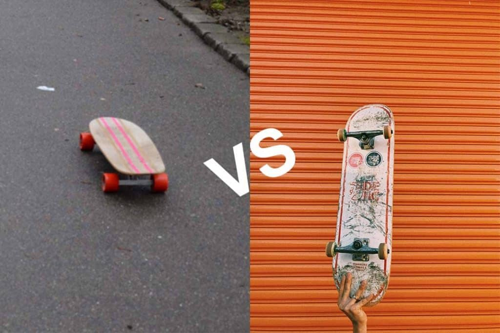 What is a Cruiser Skateboard? Difference Between Cruiser and Skateboard