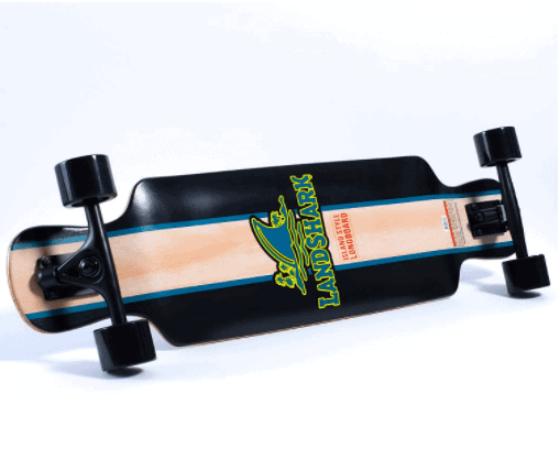 Landshark Longboard Weight Limit